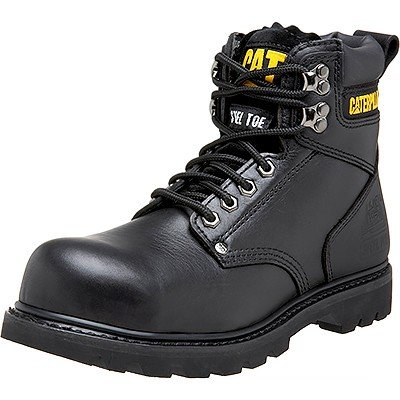 Caterpillar Men's 2nd Shift 6'' Steel Toe Boot