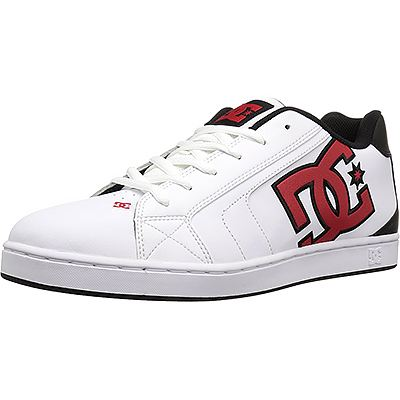 DC Men's Net Lace-Up Shoe