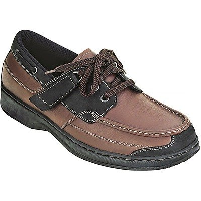 Orthofeet Baton Rouge Boat Shoes