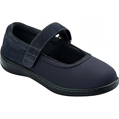 Orthofeet Springfield Womens Comfort Mary Jane Shoes