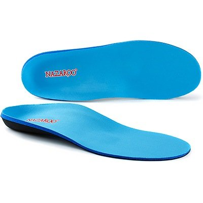 Orthotic Insoles for Flat Feet by NAZAROO