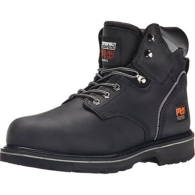 Timberland PRO Men's Pitboss 6'' Steel-Toe Boot