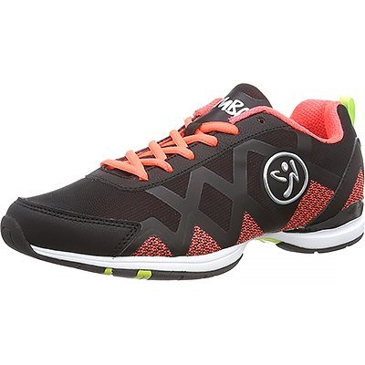 Zumba Women's Flex II Remix Dance Shoe