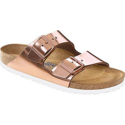 Birkenstock Arizona Soft Footbed Leather Sandal