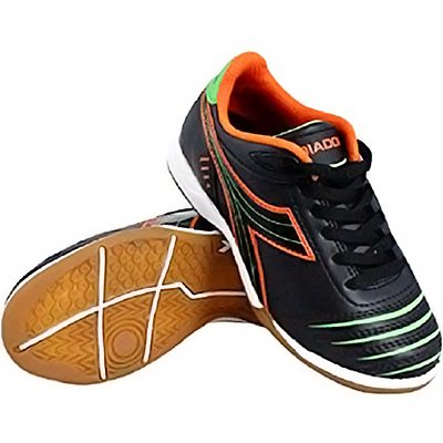 Diadora Kid's Cattura ID Indoor Jr Soccer Shoes
