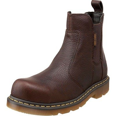 Dr Martens Men's Fusion Safety Toe Chelsea Boot