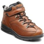 Dr. Comfort Vigor Women's Therapeutic Diabetic Extra Depth Hiking Boot Leather Lace