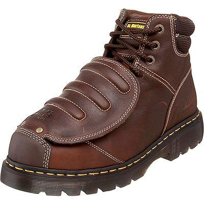 Dr. Martens Men's Ironbridge MG ST Steel Toe Met Guard Boot