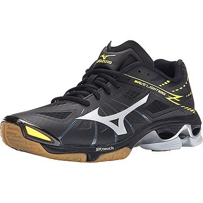 Mizuno Men's Wave Lightning Z BK-SL Volleyball Shoe