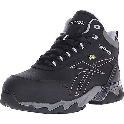 Reebok Work Men's Beamer RB1067 Composite Toe Met Guard Hiker Boot