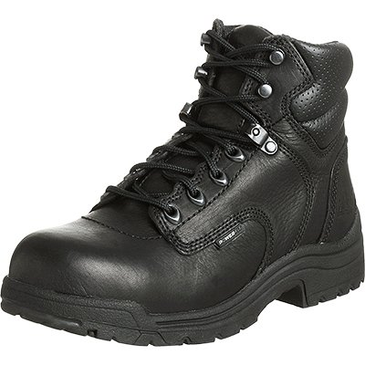 Timberland PRO Women's 72399 Titan 6'' Safety Toe Boot