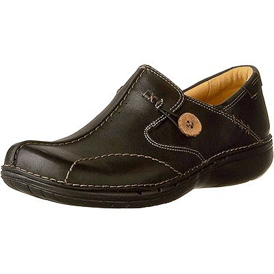 Clarks Unstructured Women's Un-Loop Slip-on