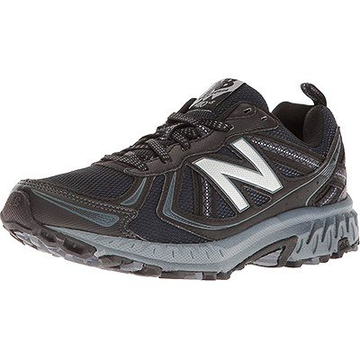 New Balance Men's Mt410v5 Cushioning Trail Runner