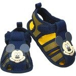 Disney Newborn-Infant Boys Mickey Mouse Slip-On Loafer