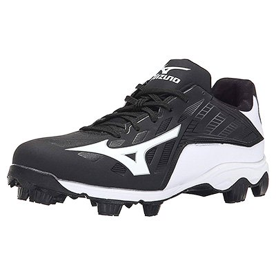 Mizuno Men's 9 Spike ADV Franchise 8 BK Baseball Cleat
