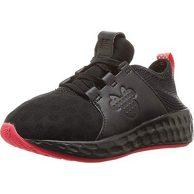 New Balance Kids' Cruz v1 Disney Hook and Loop Running Shoe