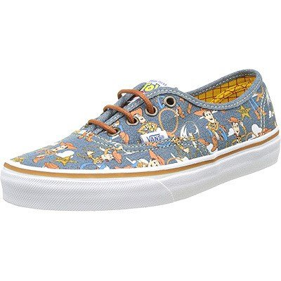 Vans Authentic Disney-Pixar Toy Story Sheriff Woody Sneakers