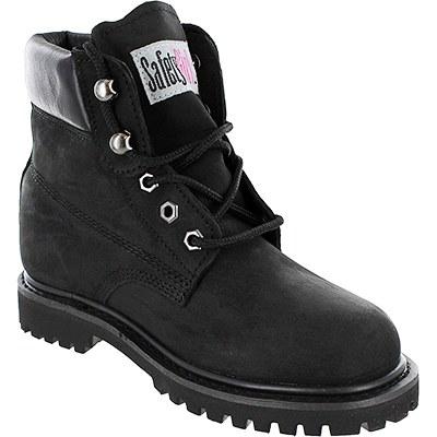 Safety Girl II Soft Toe Waterproof Women's Work Boots