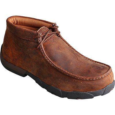 Twisted-X-Boots-Men's-Peanut-Steel-Toe-Met-Guard-Driving-Mocs